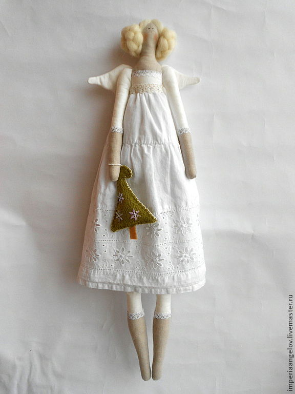 Кукла тильда высота