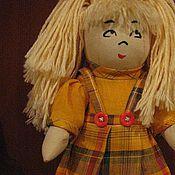 Куклы и игрушки ручной работы. Ярмарка Мастеров - ручная работа ретро кукла. Handmade.