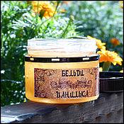 """Косметика ручной работы. Ярмарка Мастеров - ручная работа Бельди - мягкое натуральное мыло """"Ванилька"""". Handmade."""