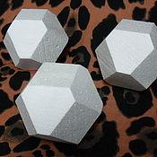 Кристаллы ручной работы. Ярмарка Мастеров - ручная работа Куб кристалл 10 см.. Handmade.