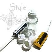 Материалы для творчества handmade. Livemaster - original item Perfume flacon 12 ml. Handmade.