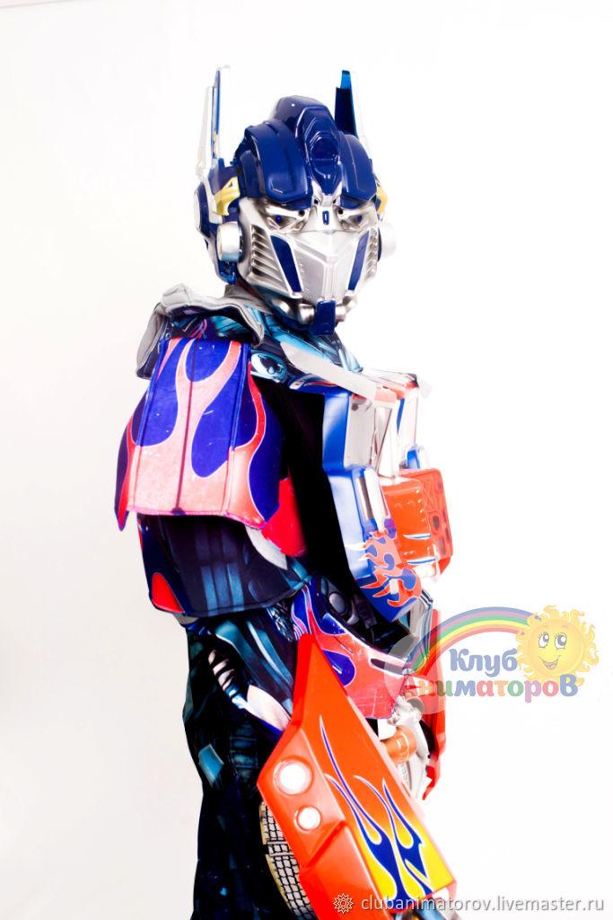 Optimus Prime Transformer costume buy
