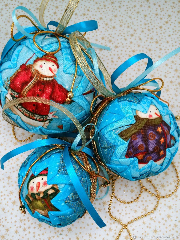 Набор новогодних шаров, елочные шары в подарок, Елочные игрушки, Екатеринбург, Фото №1