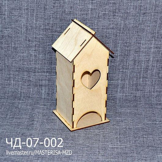 """ЧД-07-002. Чайный домик """"Сердце""""."""