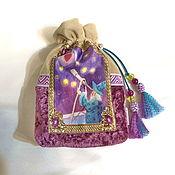 Фен-шуй и эзотерика handmade. Livemaster - original item Merlin bag for the Oracle. Handmade.
