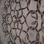 Картины и панно ручной работы. Ярмарка Мастеров - ручная работа Картина Змея графика. Handmade.