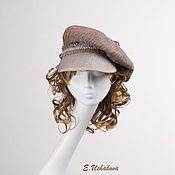 Аксессуары handmade. Livemaster - original item To purchase a hat.Cap.Ladies cap.Fashionable cap.Gavroche.Newsboy cap. Handmade.