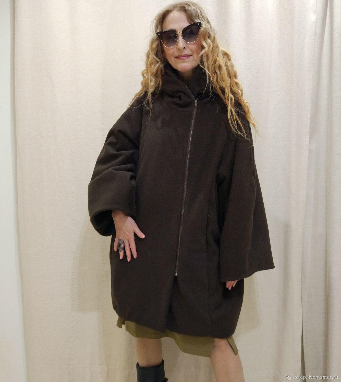 fc5412ebb43 Верхняя одежда ручной работы. Ярмарка Мастеров - ручная работа. Купить  Пальто из кашемира.