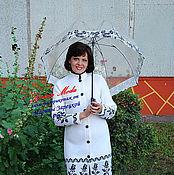 """Одежда ручной работы. Ярмарка Мастеров - ручная работа Пальто """"Осень на показ"""". Handmade."""
