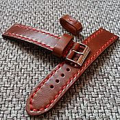 Украшения handmade. Livemaster - original item Strap for Hamilton Tissot Fossil, Orient, etc.. Handmade.
