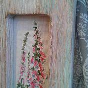 "Картины и панно ручной работы. Ярмарка Мастеров - ручная работа Панно ""Старый сад"". Handmade."