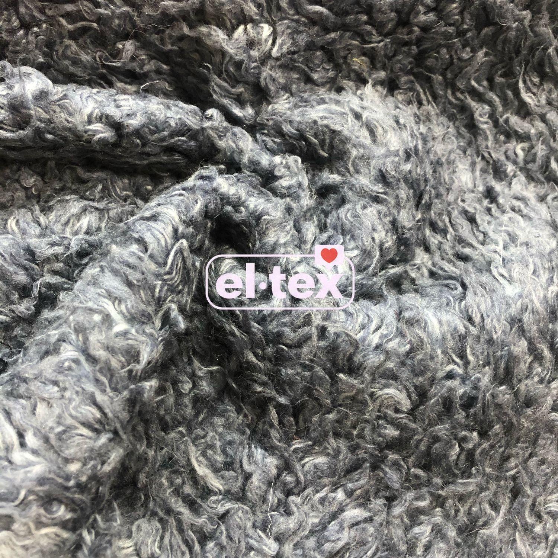 Ecomech 'Lamb grey' 7968R O / A 50h160 cm, Fabric, Moscow,  Фото №1