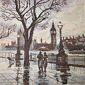 Картины и панно handmade. Livemaster - original item london rain. Handmade.