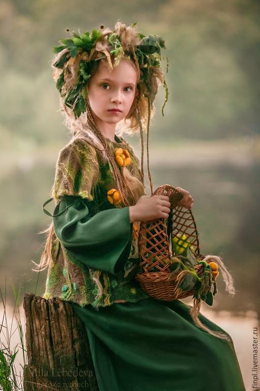 Детские карнавальные костюмы ручной работы купить на ... - photo#48