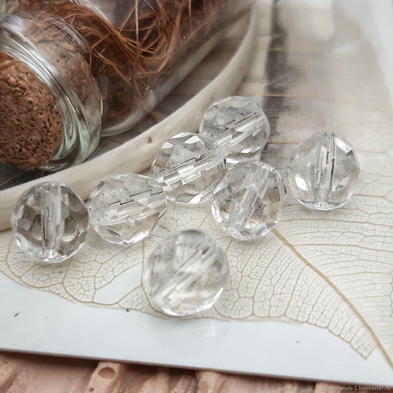 10 PCs. Faceted bead 8mm Crystal Czech Republic (art. 2274), Beads1, Voronezh,  Фото №1