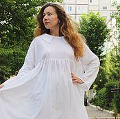 "Одежда handmade. Livemaster - original item Бохо платье -туника ""Лечу в отпуск!"". Handmade."