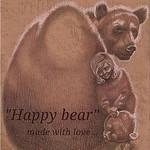 Happy Bear - Ярмарка Мастеров - ручная работа, handmade