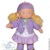 Куклы и игрушки ручной работы. Ярмарка Мастеров - ручная работа вальдорфская кукла Лапонька. Handmade.