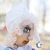 Куклы и игрушки ручной работы. Ярмарка Мастеров - ручная работа Кукла с игрушкой Ангел.. Handmade.