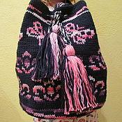 Сумки и аксессуары ручной работы. Ярмарка Мастеров - ручная работа вязанные сумки женские. Handmade.