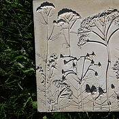 Картины и панно ручной работы. Ярмарка Мастеров - ручная работа Летние травы. Handmade.