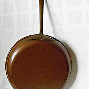 Винтаж ручной работы. Ярмарка Мастеров - ручная работа Винтажная сковорода Бельгия. Handmade.