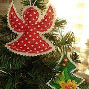 Сувениры и подарки handmade. Livemaster - original item Christmas decorations