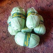 Пряжа для вязания  4 вида