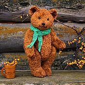 Куклы и игрушки handmade. Livemaster - original item Big Soviet bear with a roar. Handmade.