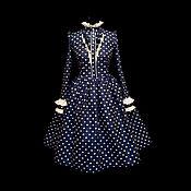 """Одежда ручной работы. Ярмарка Мастеров - ручная работа на Заказ Платье""""Винтажное"""". Handmade."""