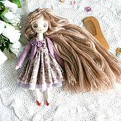 Куклы и игрушки ручной работы. Ярмарка Мастеров - ручная работа Кукла игровая цена за куклу без одежды 1000 р. Handmade.