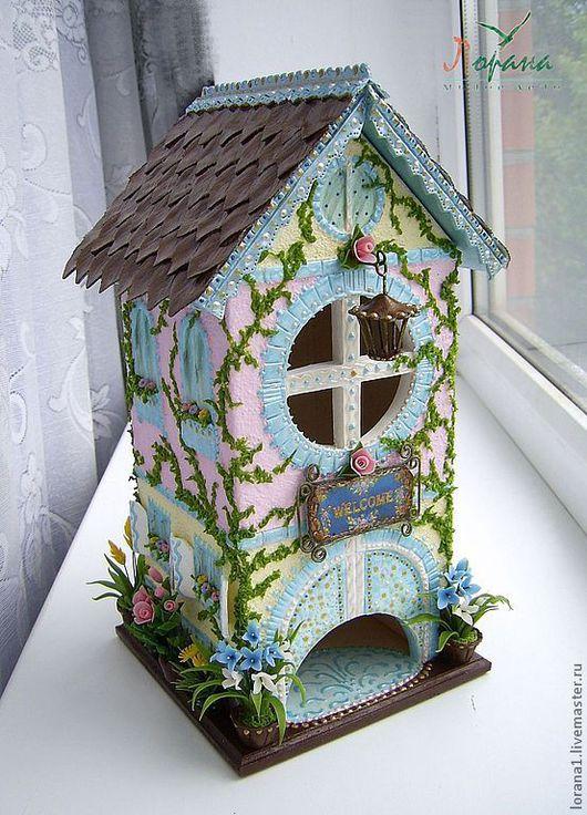 """Кухня ручной работы. Ярмарка Мастеров - ручная работа. Купить Чайный домик """"Home sweet home"""". Handmade. Чайный домик"""