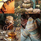 Подарки к праздникам ручной работы. Ярмарка Мастеров - ручная работа Осенняя фотосессия. Handmade.