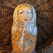 Русский стиль handmade. Livemaster - original item Matryoshka Mila. Handmade.