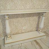 Полки ручной работы. Ярмарка Мастеров - ручная работа Мебель: Консоль. Handmade.