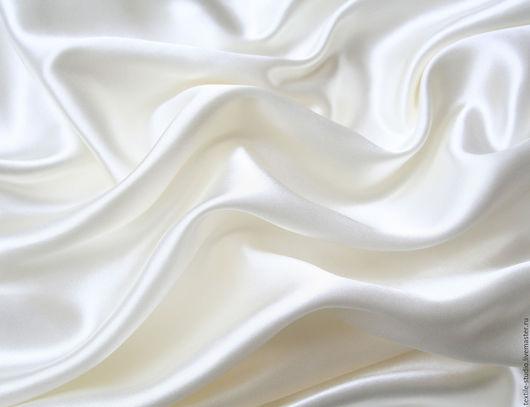 Шитье ручной работы. Ярмарка Мастеров - ручная работа. Купить Сатин белый 150 см. Handmade. Белый, сатин, трехгорка