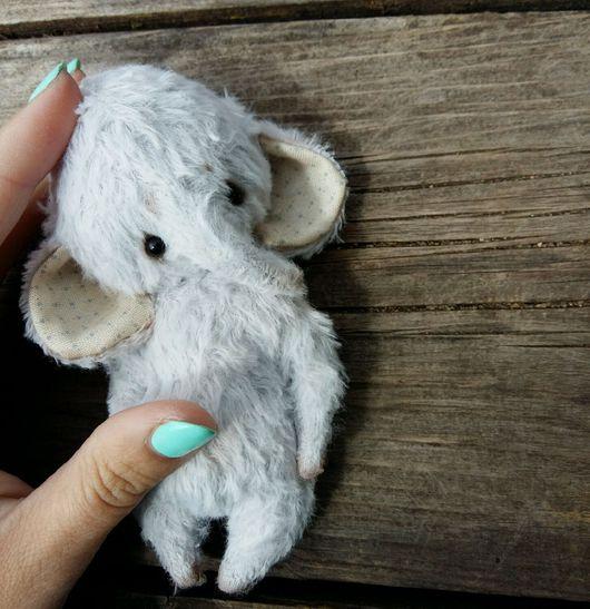 Мишки Тедди ручной работы. Ярмарка Мастеров - ручная работа. Купить Тедди. Друзья тедди. Карманные малыши. Handmade. Слон