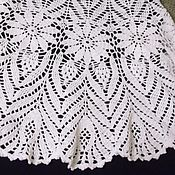 Одежда ручной работы. Ярмарка Мастеров - ручная работа ажурное платье, вязанное крючком. Handmade.