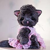 Куклы и игрушки ручной работы. Ярмарка Мастеров - ручная работа кошечка Эшли. Handmade.