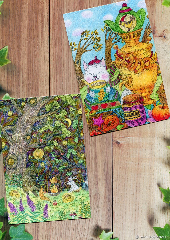 Анимация, магазин открыток для посткроссинга в рязани