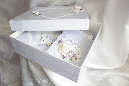 Свадебные фотоальбомы ручной работы. Ярмарка Мастеров - ручная работа. Купить Свадебный подарок (разные цвета). Handmade. Фотоальбомы