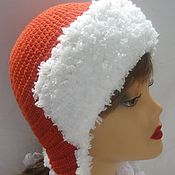 Аксессуары handmade. Livemaster - original item Winter HAT FEMALE