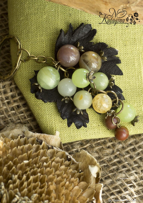 Брелок Виноград