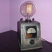Для дома и интерьера ручной работы. Ярмарка Мастеров - ручная работа Лофт лампа N19. Handmade.