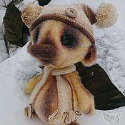 Куклы и игрушки handmade. Livemaster - original item Bear Sonny. Handmade.