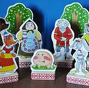 """Мягкие игрушки ручной работы. Ярмарка Мастеров - ручная работа """"Колобок""""версия 1.. Handmade."""
