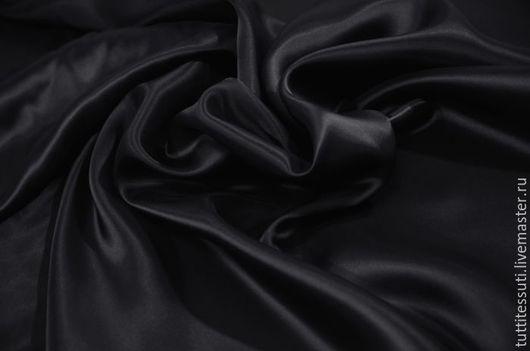 Шитье ручной работы. Ярмарка Мастеров - ручная работа. Купить Подкладочная ткань 11-300-0056. Handmade. Тёмно-синий