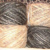Материалы для творчества handmade. Livemaster - original item FE melange yarn . Numbers M5 and M6 .. Handmade.
