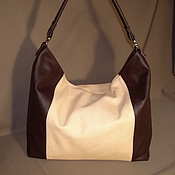 Сумки и аксессуары handmade. Livemaster - original item The bag is soft, comfortable, cozy. Genuine leather.. Handmade.