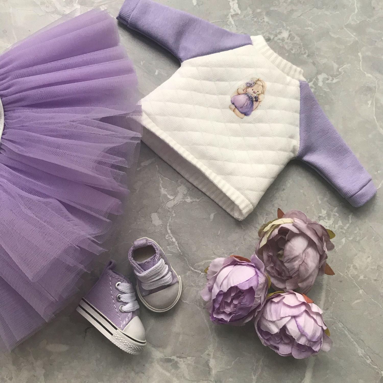 Одежда для текстильной куклы, Одежда для кукол, Владимир,  Фото №1